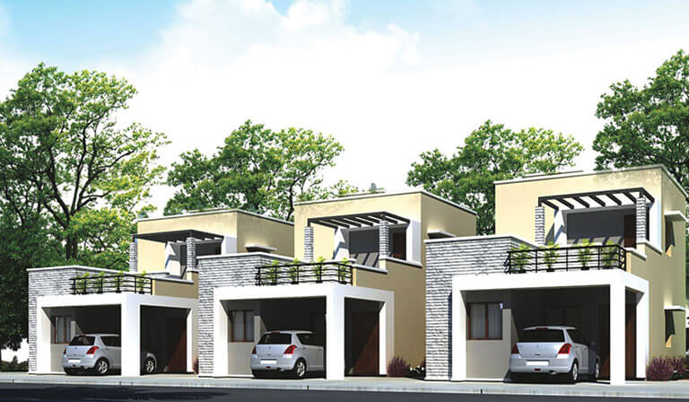 crown city, greenfield housing, greenfield villas, green field construction, nakshatra garden coimbatore.